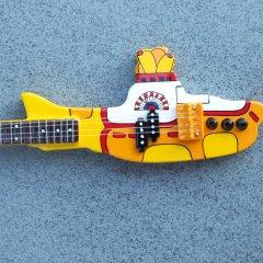 RGM624 yellow Submarine Bass