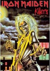 5, Iron Maiden