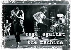 7, Rage Against the Machine