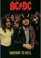 9, ACDC Highway To Hell