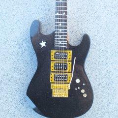 RGM678 Richie Sambora Black Jersey Star pic 2