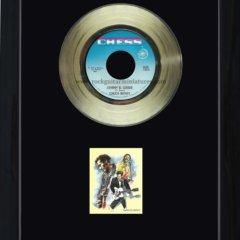 Chuck Berry Johnny B Goode Black+