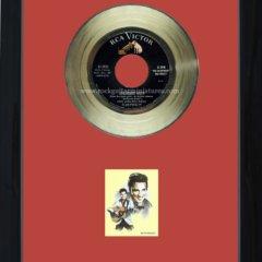 Elvis Presley Jailhouse Rock Red+