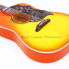 RGM27 Keith Richards Rolling Stones 60's Hummingbird  (1)