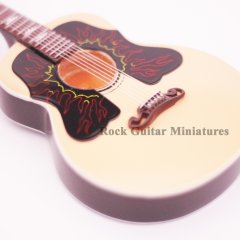RGM275 Ronnie Wood Rolling Stones Gibson Acoustic (2)